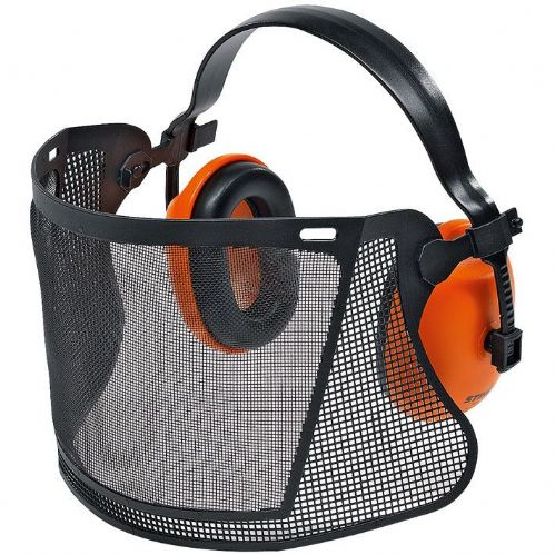 Stihl  Face/Ear protection  with Nylon Mesh Visor 0000 884 0517